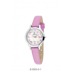 NOWLEY WATCH WITH FLOWERS