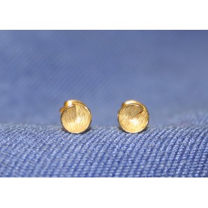 GOLD ARIOR EARRINGS