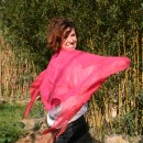LINEN SCARF BY DRAPS BARCELONA